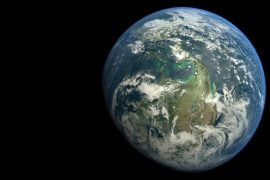 The habitability of the Earth today appears mainly due to luck, as do millions of simulations