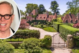 Tommy Hilfiger sells his $ 45 million mansion and moves to Florida