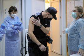 Vaccine skepticism is hurting anti-virus efforts in Eastern Europe