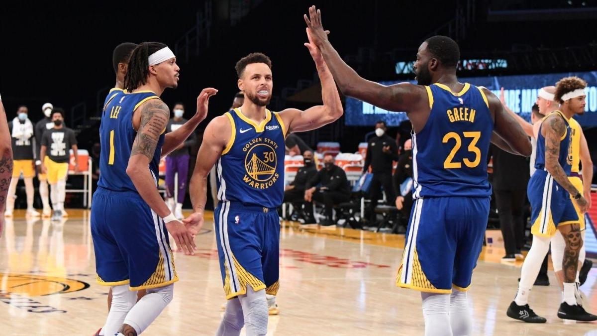 Warriors-Lakers Tips: Stephen Curry comes to heart with the Golden State in win over Los Angeles
